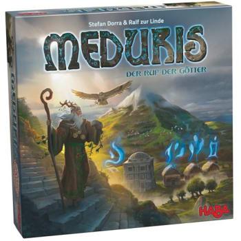 Meduris: The Call of the Gods
