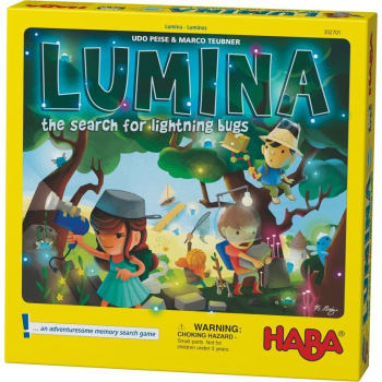 Lumina: The Search for Lightning Bugs