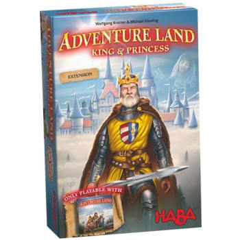 Adventure Land: King and Princess Expansion