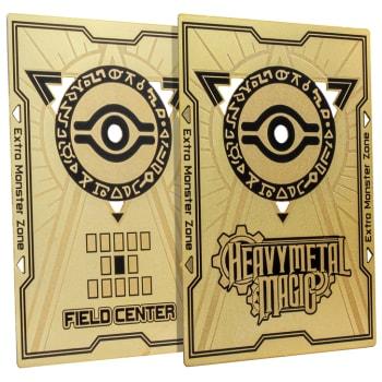 Heavy Metal Magic - YuGiOh! Field Center Card