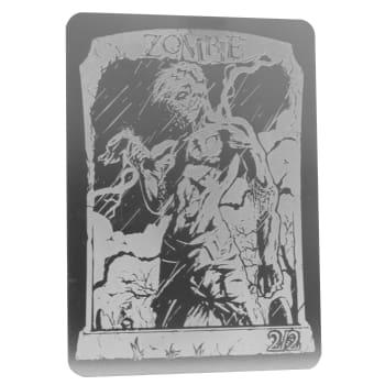 Heavy Metal Magic Zombie Token