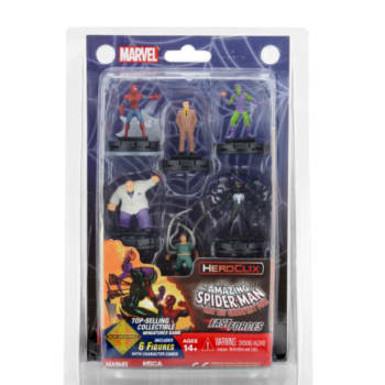 Marvel HeroClix: Spider-Man and His Greatest Foes Fast Forces Pack