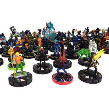 100 Different Heroclix