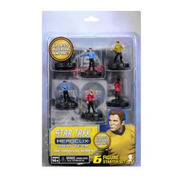 Star Trek HeroClix Away Team: The Original Series Starter Set