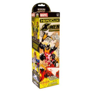 Marvel HeroClix: X-Men Xavier's School Booster Pack
