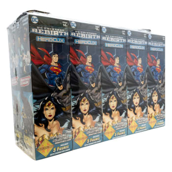 DC HeroClix: DC Rebirth Booster Brick