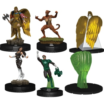 DC HeroClix: Wonder Woman 80th Anniversary Booster Brick