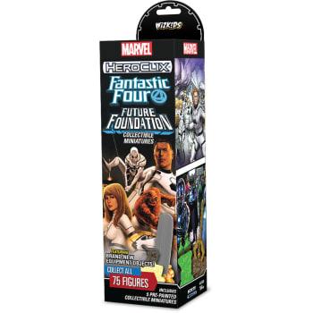 Marvel HeroClix: Fantastic Four Future Foundation Booster Pack