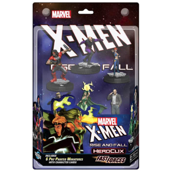 Marvel HeroClix: X-Men Rise and Fall Fast Forces