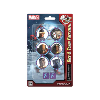 Marvel X-Men Rise and Fall Dice & Token Pack