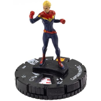 Captain Marvel - 002