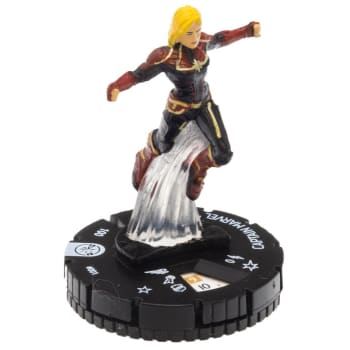 Captain Marvel - 001