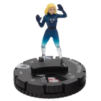 Invisible Woman - 002