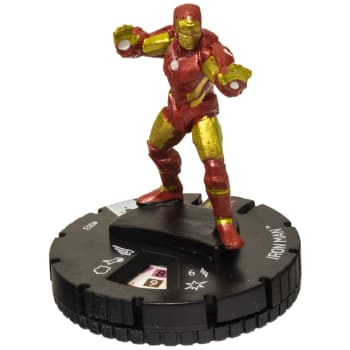 Iron Man - 003