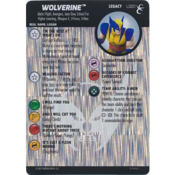 Wolverine - L001