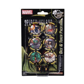 Marvel HeroClix: Secret Wars Battleworld Dice and Token Pack