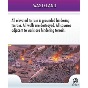 Wasteland - BF002