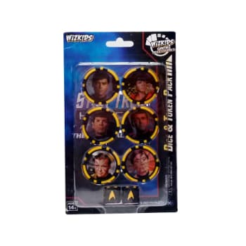 Star Trek HeroClix Away Team: The Original Series Dice and Token Pack