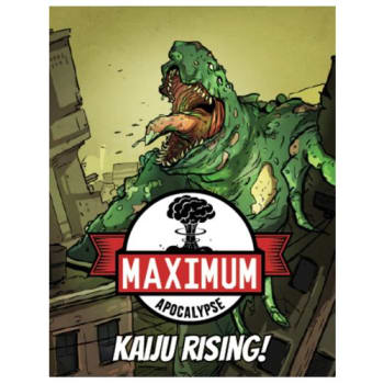Maximum Apocalypse: Kaiju Rising Expansion