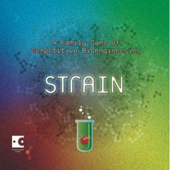 Strain Board Game