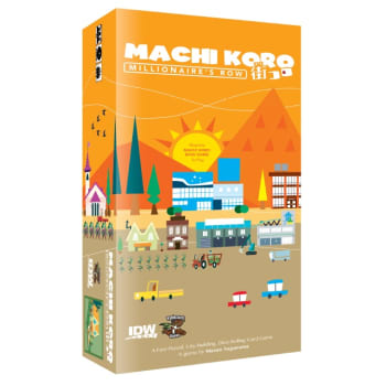 Machi Koro: Millionaire's Row Expansion