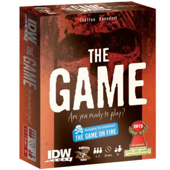 The Game: On Fire Edition