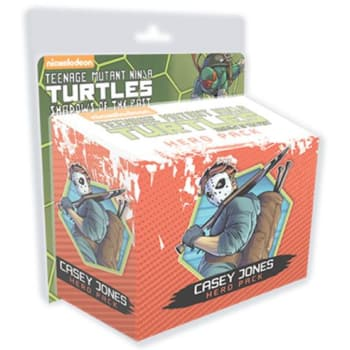 TMNT Shadows of the Past: Casey Jones Hero Pack Expansion
