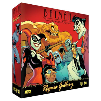Batman: The Animated Series - Rogues Gallery