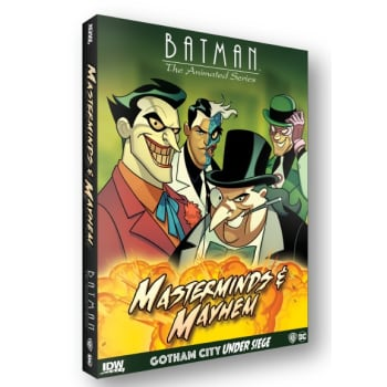 Batman: The Animated Series - Masterminds & Mayhem