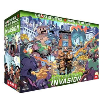 Ghostbusters X Men in Black: Ecto-terrestrial Invasion