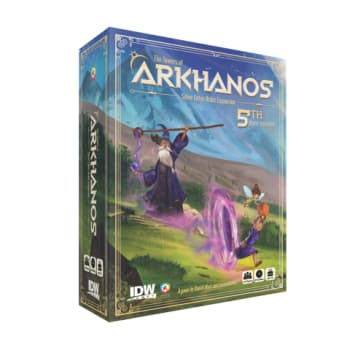 Towers of Arkhanos: Silver Lotus Order 5th Player Expansion