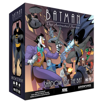 Batman: The Animated Series - Shadow of the Bat