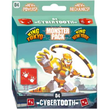 King of Tokyo: Monster Pack - Cybertooth