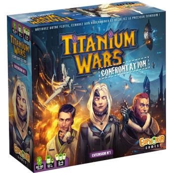Titanium Wars: Confrontation Expansion