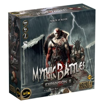 Mythic Battles: Tribute of Blood Expansion