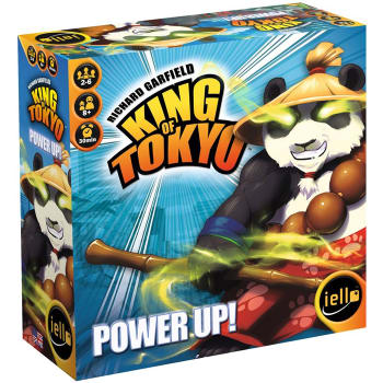 King of Tokyo Second Edition: Power Up! Expansion
