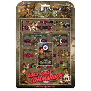 Heroes of Normandie: Lord Lovat Commandos Expansion