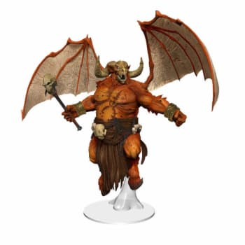 Icons of the Realms: Orcus Demon Lord of Undeath Premium Figure