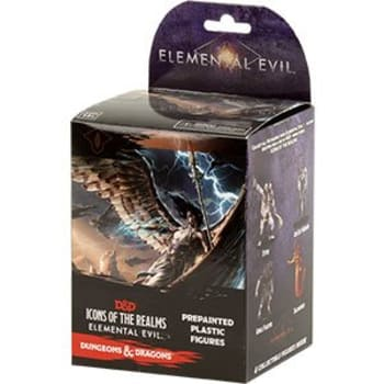 D&D Fantasy Miniatures: Icons of the Realms: Elemental Evil Standard Booster Pack