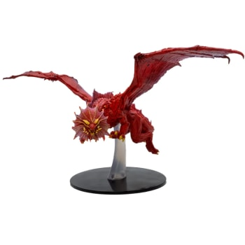 D&D: Icons of the Realms: Guildmasters' Guide to Ravnica Niv-Mizzet Red Dragon Premium Figure