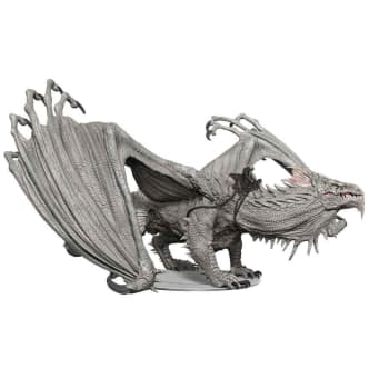 D&D Fantasy Miniatures: Icons of the Realms: Icewind Dale: Rime of the Frostmaiden Premium Figure - Arveiaturace Dragon