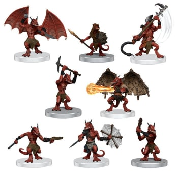 Icons of the Realms: Kobold Warband