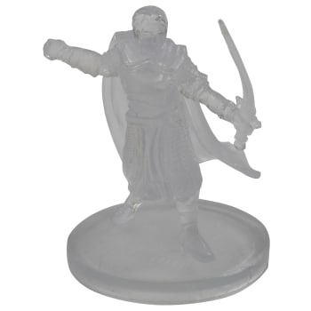 Invisible Human Cleric - 009