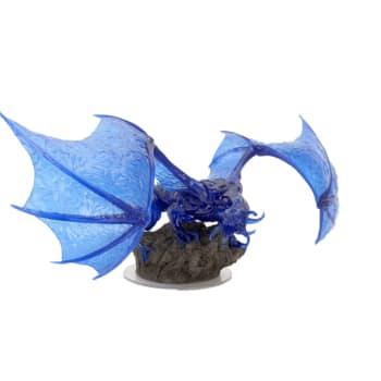 Adult Sapphire Dragon (Loose) Premium Figure