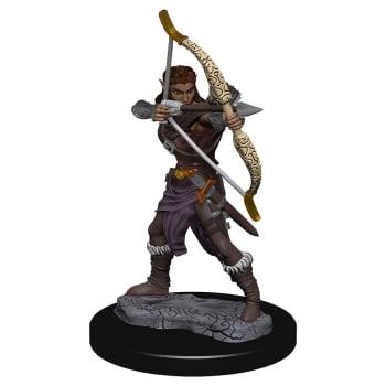 D&D Fantasy Miniatures: Icons of the Realms: Premium Figure - Female Elf Ranger