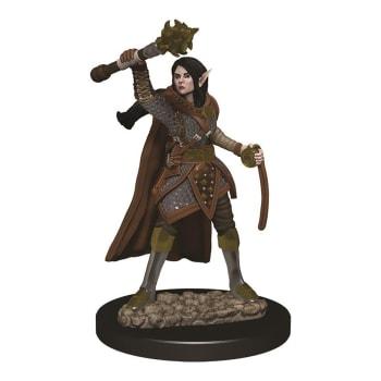 D&D Fantasy Miniatures: Icons of the Realms: Premium Figure - Female Elf Cleric