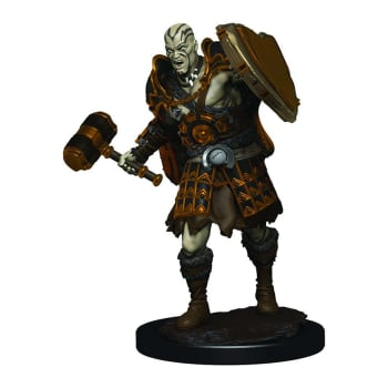 D&D Fantasy Miniatures: Icons of the Realms: Premium Figure - Male Goliath Fighter