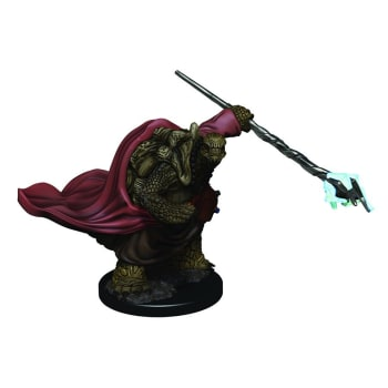D&D Fantasy Miniatures: Icons of the Realms: Premium Figure - Male Tortle Monk