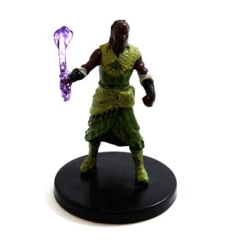 Human Druid - 007b