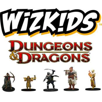 D&D Fantasy Miniatures: Starter Set - Heroes